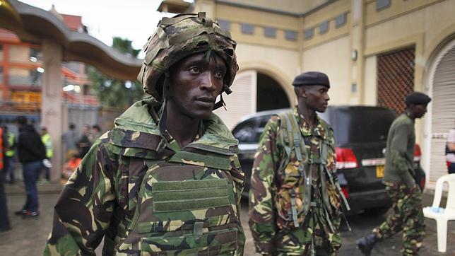 Imágenes del asedio al Westgate