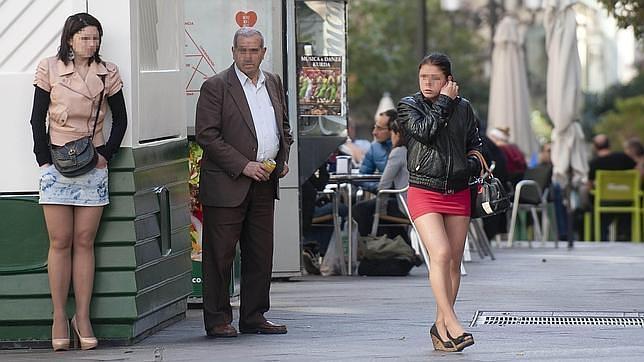 prostitutas calle xxx prostitutas poligono valencia