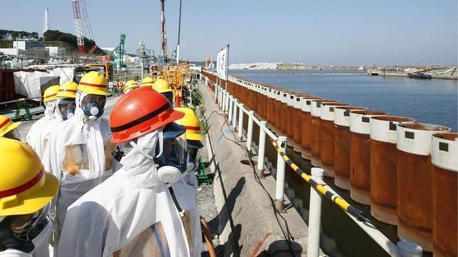 El primer estudio del aire de Fukushima revela altos niveles de radiación