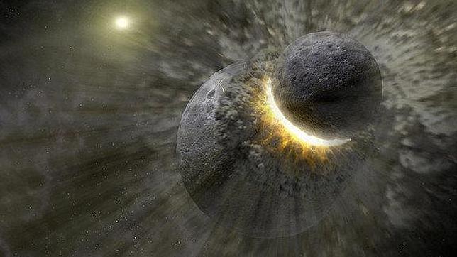 La Luna es 100 millones de años más joven de lo que se creía