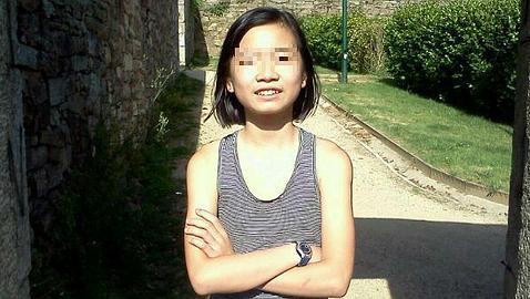 Asunta, la menor asesinada en Teo, una alumna aplicada y adaptada a su entorno
