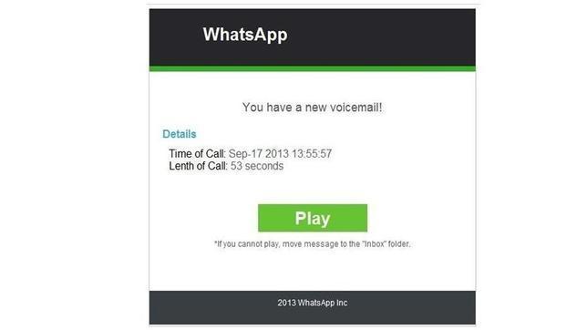 WhatsApp, usado en una nueva campaña de «malware»