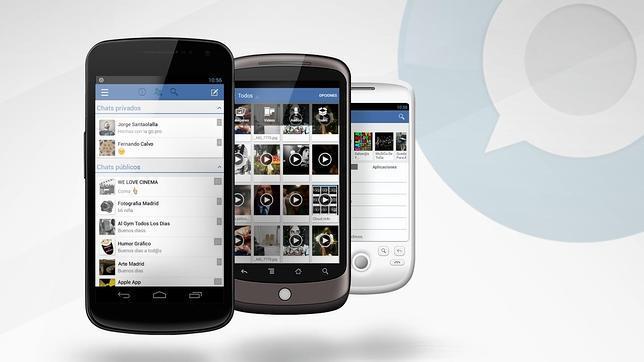 Spotbros «amenaza» a Dropbox y WhatsApp