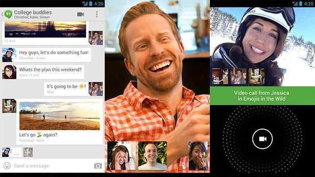 Caos mundial por un «bug» en los servicios de chat Google Hangouts y Gtalk