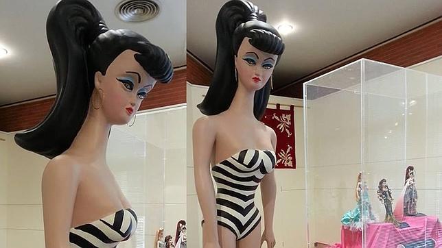 Una Barbie como Gasol