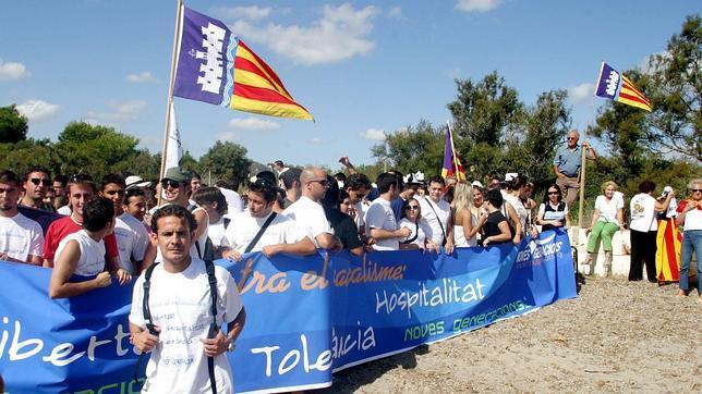 El TS decidirá sobre el derecho de uso de la piscina de Pedro J. Ramírez en Mallorca