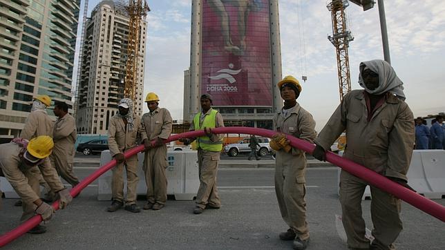 4.000 trabajadores podrían morir en las obras del Mundial de Qatar
