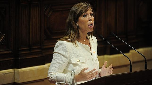 La nueva dialéctica de Alicia Sánchez-Camacho