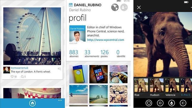 Las mejores «apps» de fotografía para Windows Phone