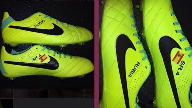 Calzado Sergio Ramos niño | futbolmaniaKids