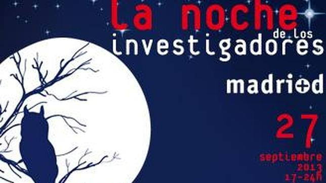 La Noche de los Investigadores de Madrid se celebra con 22 actividades gratuitas