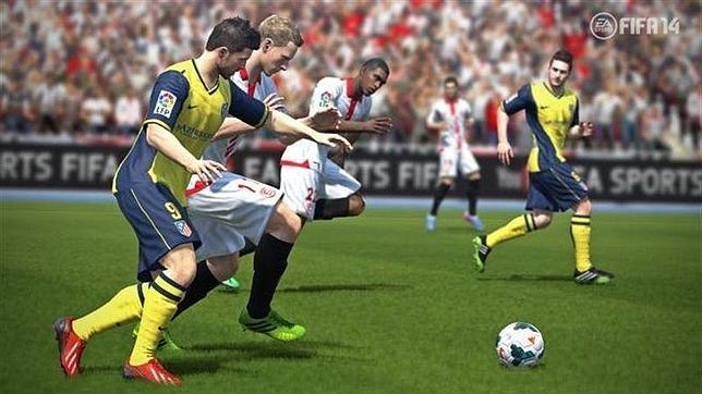 «FIFA 14» sale a la venta en todo el mundo con nuevas características de juego