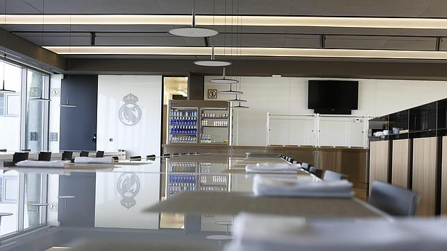 Ciudad real madrid caj n de sastre foro del real madrid for Telefono oficinas real madrid