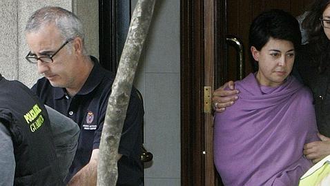 Los padres de la niña asesinada en Santiago