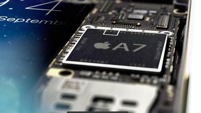 Apple pretende disminuir su dependencia de Samsung