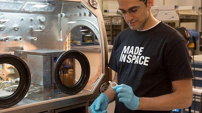 La Nasa Lanzar En 2014 La Primera Impresora 3d Al Espacio