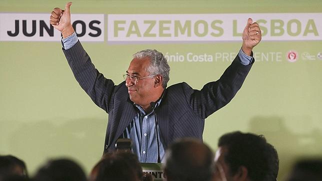 Duro castigo al partido del Gobierno portugués en las elecciones locales