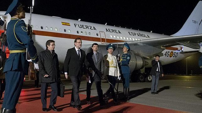 España, en busca de dinero en Kazajistán