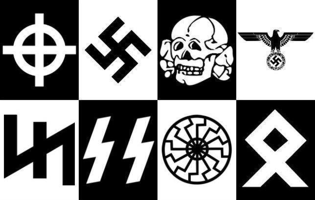 España Barra Libre Para Exhibir Símbolos Nazis