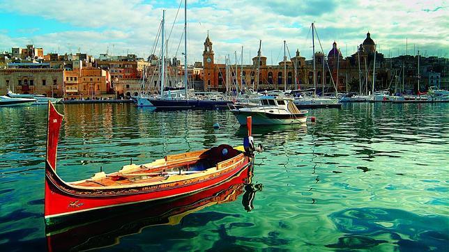 La marina de Vittoriosa