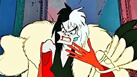Disney prepara una película para Cruela de Vil