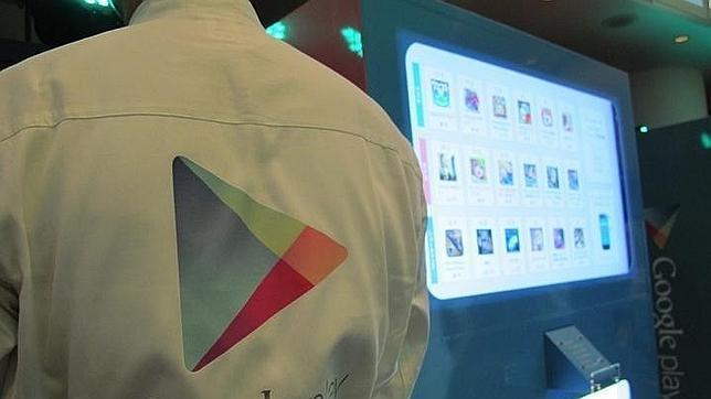 Google lanza máquinas expendedoras de juegos para Android en Japón