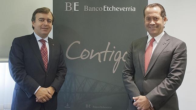 Banco etcheverra ampliar su red de oficinas en espaa a 120 for Buscador de sucursales galicia