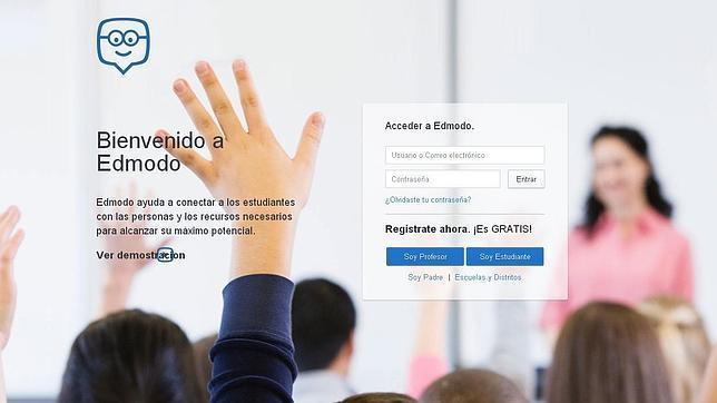 Así es el «Facebook de la educación»