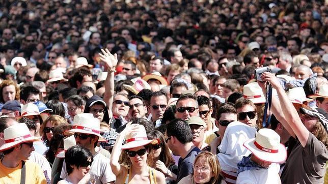 En 2050 seremos 10.000 millones de personas en el mundo