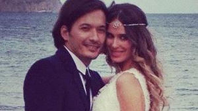 Vanesa Romero y Alberto Caballero se han divorciado