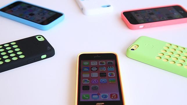 Los iPhone 5S y iPhone 5C llegarán a España el 25 de octubre