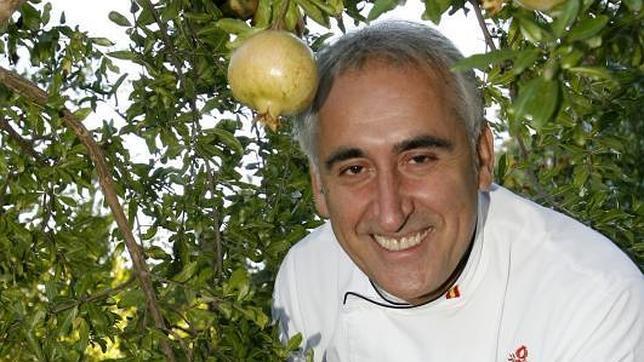 Adolfo Muñoz gana el Premio Nacional de Hostelería
