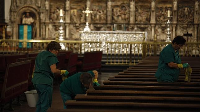 «Nunca habíamos recibido amenazas. Aquí se viene a rezar, ¿quién iba a imaginar esto?»