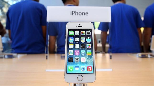 El iPhone 5S le costará a un español 45% más que a un estadounidense
