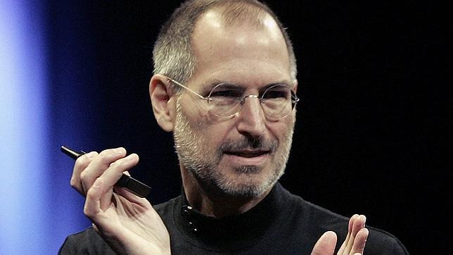 Steve Jobs, durante una intervención en 2008