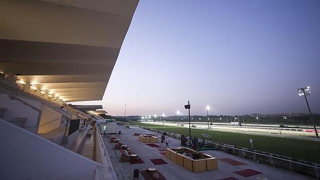 Las instalaciones del Hipódromo de la Zarzuela