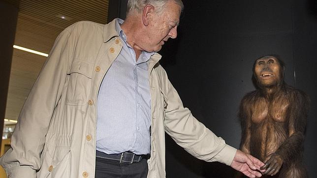 Donald Johanson: «Gracias a otro hallazgo, el próximo año pondremos cara a Lucy»