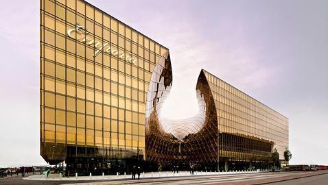 Los edificios más asombrosos del año