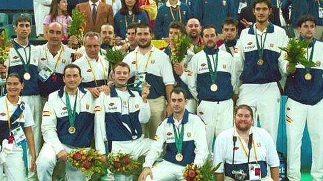 España ganó el oro en los paralímpicos de Sidney con solo dos discapacitados en el equipo