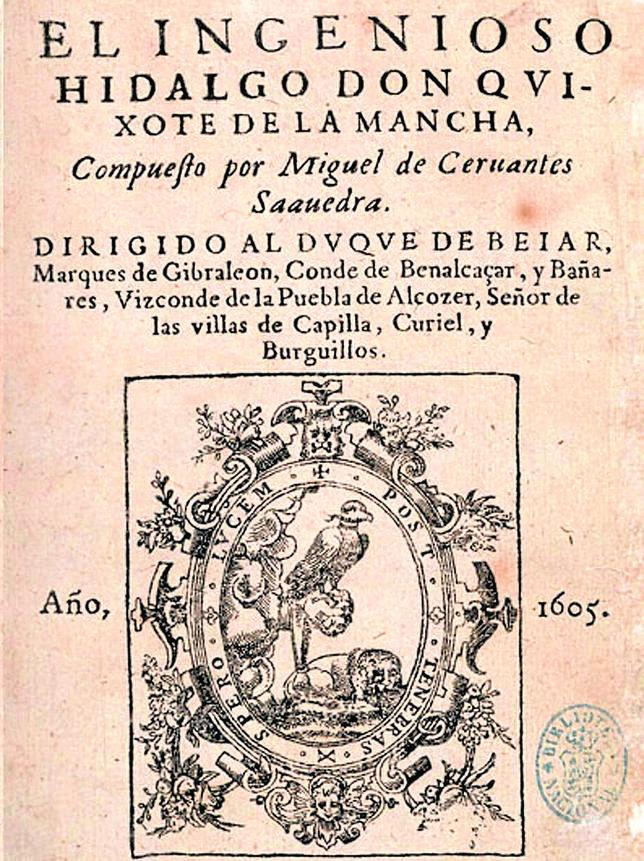 Un libro reivindica el supuesto origen leonés de Cervantes y «El Quijote»