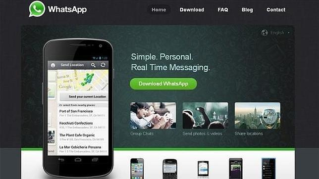 WhatsApp pierde terreno en EE.UU.