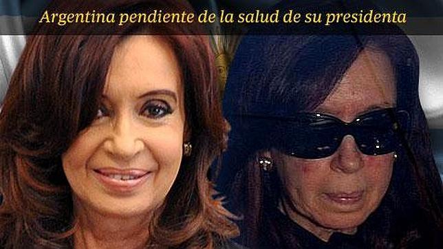 Cristina Fernández de Kirchner, antes y después