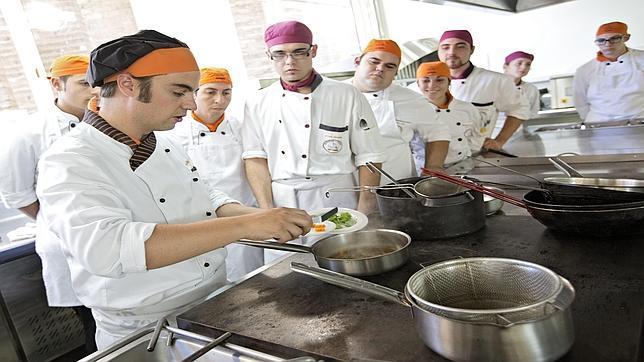 El boom de programas de cocina dispara las matr culas en la fp - Fp de cocina ...