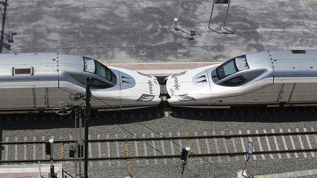 España es el tercer país del mundo con mejor infraestructura ferroviaria