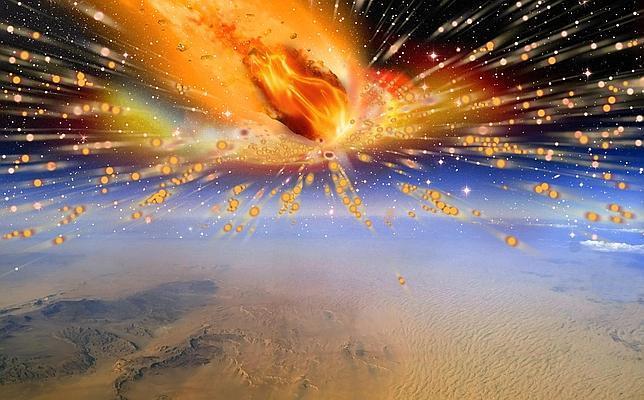 El último secreto de Tutankhamón: una joya creada por un cometa