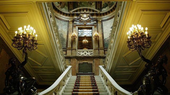 Seis rutas donde descubrir el madrid oscuro for Arquitecturas famosas