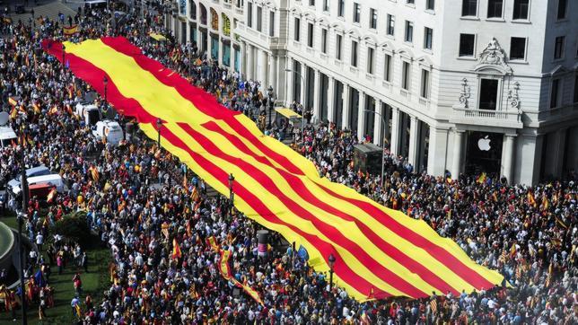 La Constitución, clave para afrontar el desafío soberanista