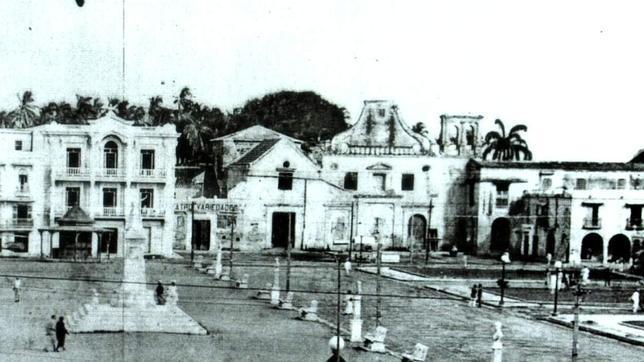 La Capilla en los años veinte del siglo pasado