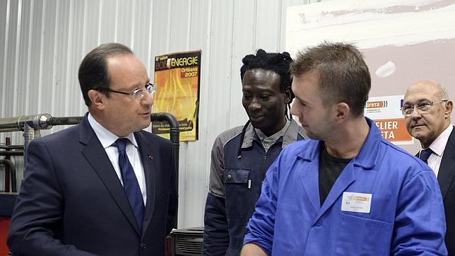 Los obreros franceses abandonan a la izquierda para votar a la extrema derecha