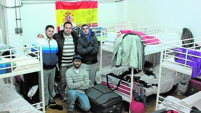 Más de cien españoles subsisten en Erfurt tras haber sido engañados por unas empresas intermedias
